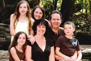 Freeburg family portrait